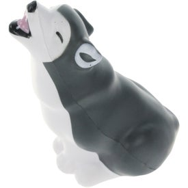 Gray Wolf Stress Ball for Your Company