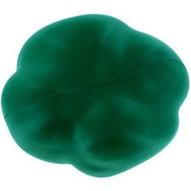 Custom Green Bell Pepper Stress Reliever