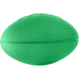 Mood Football Stress Reliever for Marketing