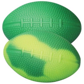 Personalized Mood Football Stress Reliever