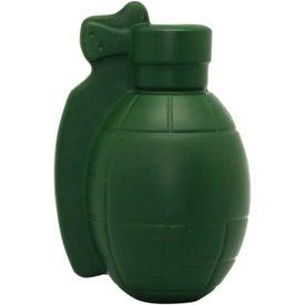 Logo Grenade Stress Reliever