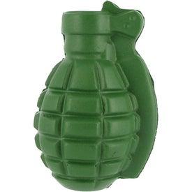 Grenade Stress Ball for Advertising
