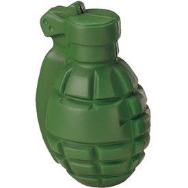 Customized Grenade Stress Ball
