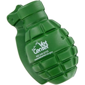 Grenade Stress Toy