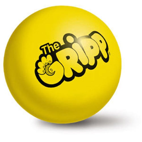 Yellow Gripp Original Exercise Ball
