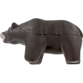 Customized Grizzly Bear Stress Ball