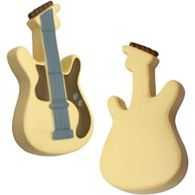 Guitar Stress Reliever for Customization
