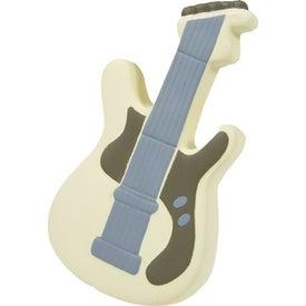 Custom Electric Guitar Stress Ball