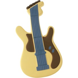 Electric Guitar Stress Ball for Your Company