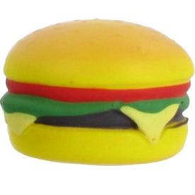 Hamburger Stress Ball Giveaways