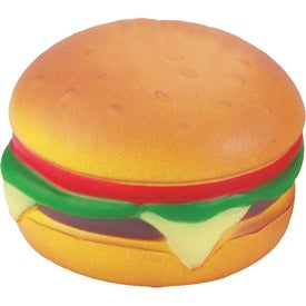 Advertising Hamburger Stress Ball
