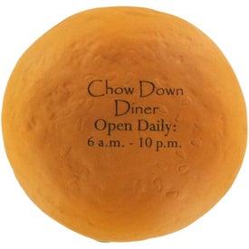 Branded Hamburger Stress Ball