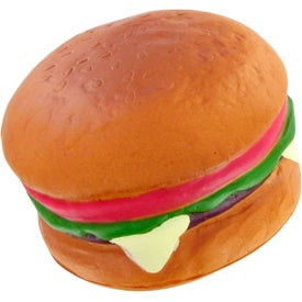 Hamburger Stress Toy for Promotion