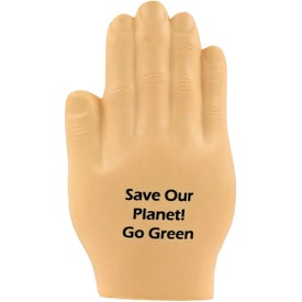 Hand Stress Ball for Your Company