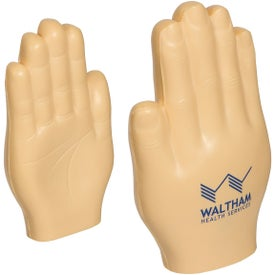 Hand Stress Ball for Customization