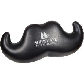 Handlebar Mustache Stress Ball