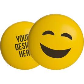 Happy Face Emoji Stress Reliever