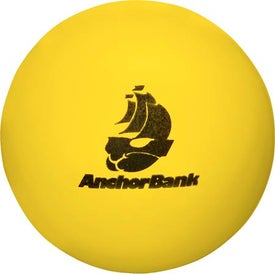 Promotional Happy Face Stress Ball