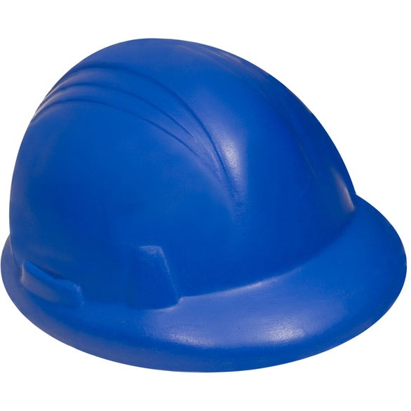Blue Hard Hat Stress Relievers