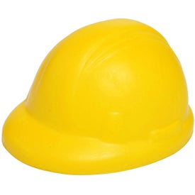 Promotional Hard Hat Stress Ball