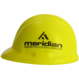 Hard Hat Stress Ball for your School