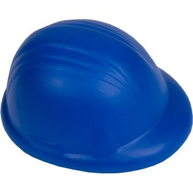 Custom Safety Hard Hat Stress Reliever