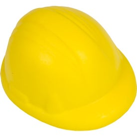 Custom Hard Hat Stress Reliever for Your Company
