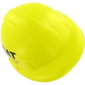 Custom Hard Hat Stress Toy