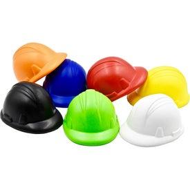 Customized Hard Hat Stress Toy