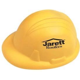 Company Hard Hat Stressball