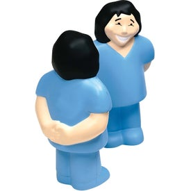 Promotional Healthcare Worker Stress Ball