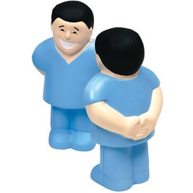 Customized Healthcare Worker Stress Ball