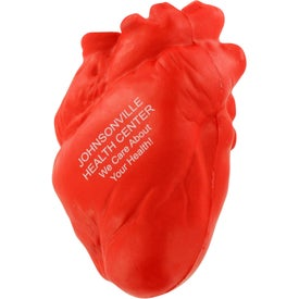 Anatomical Heart Stress Ball for Your Company