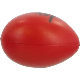 Heart Stress Ball with Your Logo