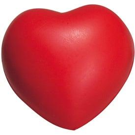 Logo Heart Stress Ball
