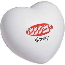 Company Heart Stress Ball