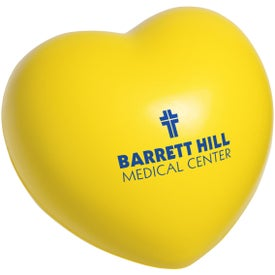 Heart Stress Ball for Your Organization