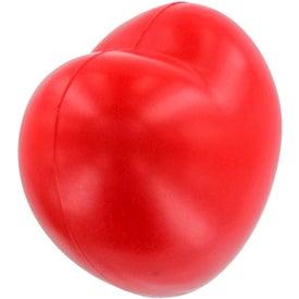 Promotional Heart Stress Ball