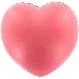 Company Heart Stress Ball