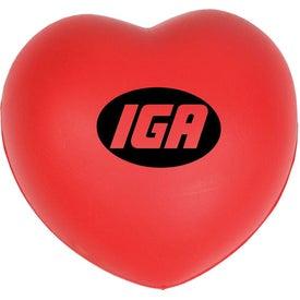 Heart Stressballs