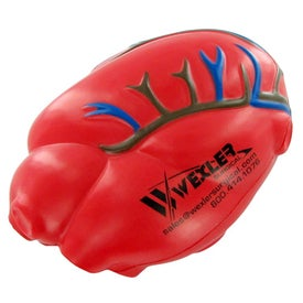 Advertising Heart With Vein Stress Toy
