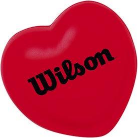Custom Heart Stressball