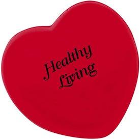 Heart Stressball for Promotion