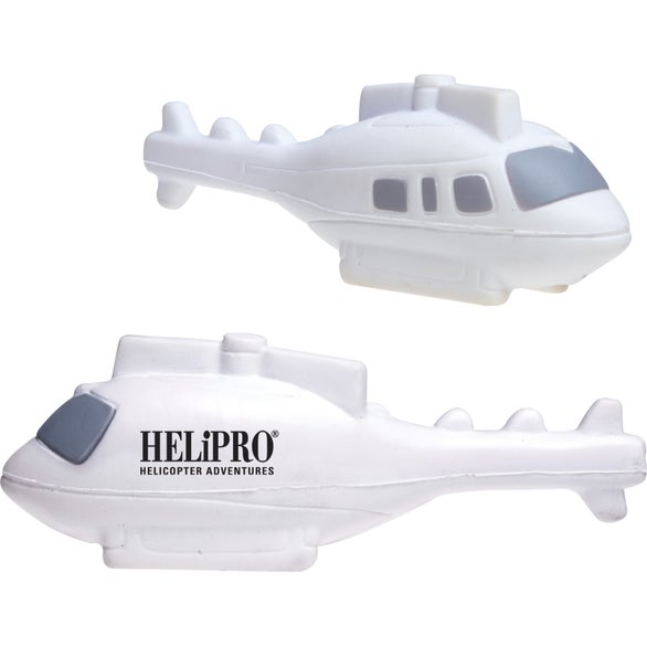 Helicopter Stress Ball
