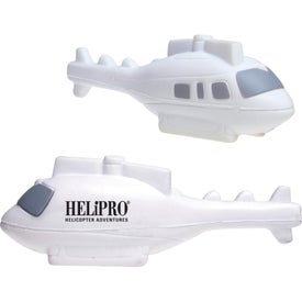 Helicopter Stress Ball (Economy)