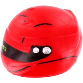 Printed Helmet Stress Reliever