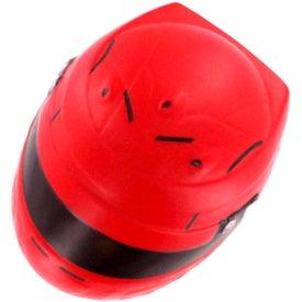 Branded Helmet Stress Reliever