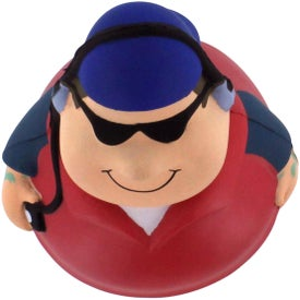 Hip Hop Bert Stress Reliever Branded with Your Logo