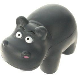 Customized Hippo Stress Ball