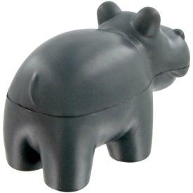 Custom Hippo Stress Toy